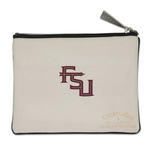 Florida State University Zip Pouch - catstudio
