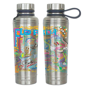 Florida Thermal Bottle - catstudio