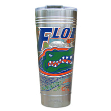 Load image into Gallery viewer, Florida, University of Collegiate Thermal Tumbler (Set of 4) - PREORDER Thermal Tumbler catstudio