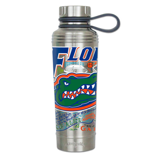 Florida, University of Collegiate Thermal Bottle - catstudio