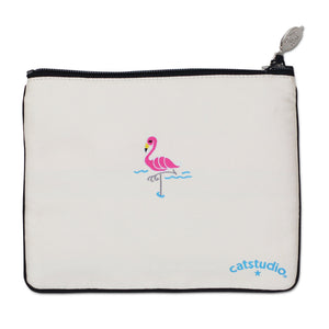 Florida Zip Pouch - Natural - catstudio