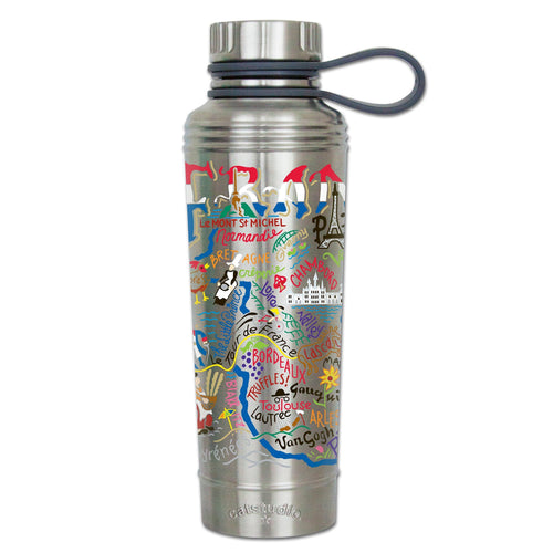 France Thermal Bottle - catstudio
