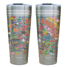 Load image into Gallery viewer, Georgia Thermal Tumbler (Set of 4) - PREORDER Thermal Tumbler catstudio