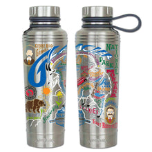 Load image into Gallery viewer, Glacier Thermal Bottle - catstudio