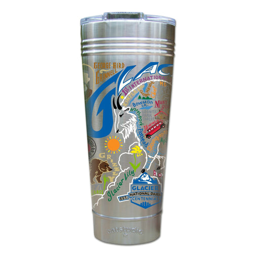 Glacier Thermal Tumbler (Set of 4) - PREORDER Thermal Tumbler catstudio