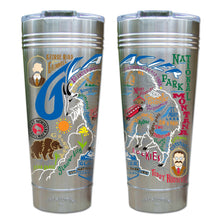Load image into Gallery viewer, Glacier Thermal Tumbler (Set of 4) - PREORDER Thermal Tumbler catstudio
