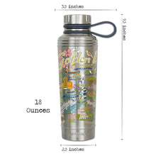 Load image into Gallery viewer, Golden Isles Thermal Bottle - catstudio