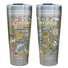 Load image into Gallery viewer, Golden Isles Thermal Tumbler (Set of 4) - PREORDER Thermal Tumbler catstudio