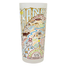 Load image into Gallery viewer, Grand Canyon Drinking Glass - catstudio