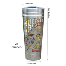 Load image into Gallery viewer, Grand Canyon Thermal Tumbler (Set of 4) - PREORDER Thermal Tumbler catstudio