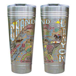 Grand Canyon Thermal Tumbler (Set of 4) - PREORDER Thermal Tumbler catstudio
