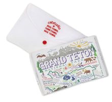 Load image into Gallery viewer, Grand Teton Dish Towel - catstudio