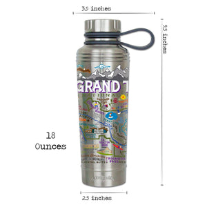 Grand Teton Thermal Bottle - catstudio