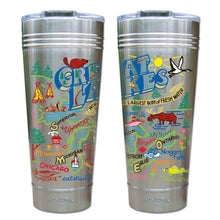 Load image into Gallery viewer, Great Lakes Thermal Tumbler (Set of 4) - PREORDER Thermal Tumbler catstudio