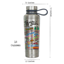 Load image into Gallery viewer, Great Smokies Thermal Bottle - catstudio