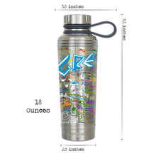 Load image into Gallery viewer, Greece Thermal Bottle - catstudio