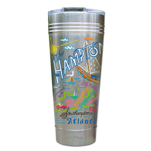 Hamptons Thermal Tumbler (Set of 4) - PREORDER Thermal Tumbler catstudio