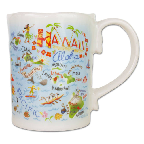 Hawaii Mug - catstudio