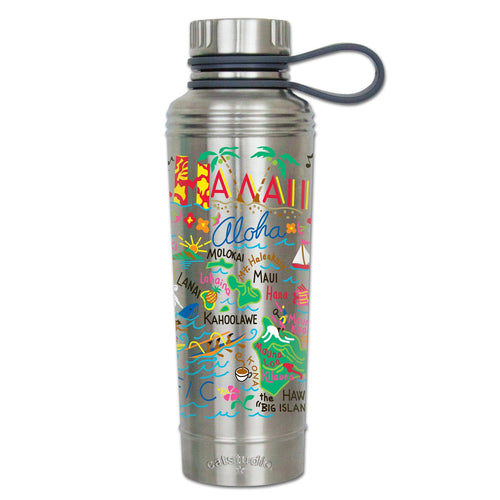 Hawaii Thermal Bottle - catstudio