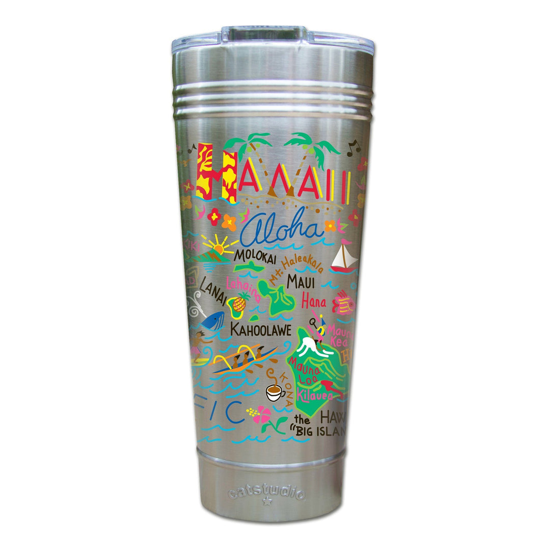 Hawaii Thermal Tumbler (Set of 4) - PREORDER Thermal Tumbler catstudio