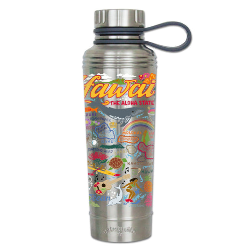 Hawaiian Isles Thermal Bottle - catstudio