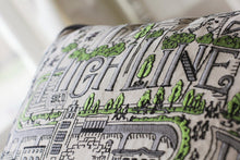 Load image into Gallery viewer, High Line New York Embroidered Pillow - Coming Soon! Pillow catstudio
