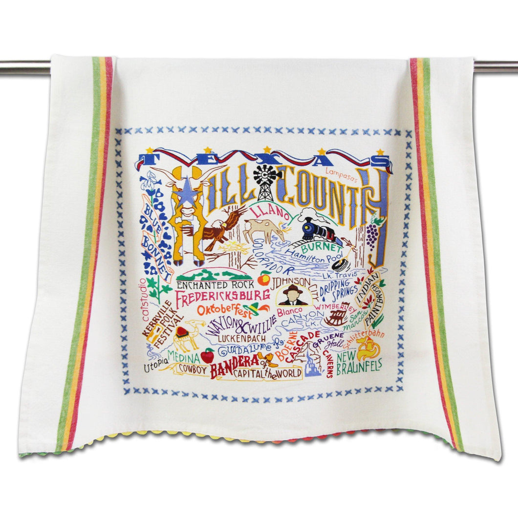 Hill Country Dish Towel - catstudio