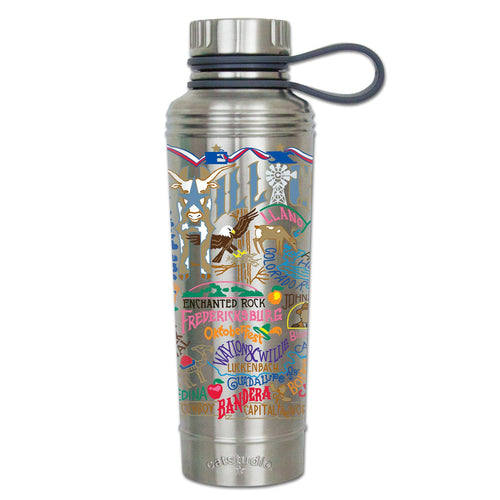 Hill Country Thermal Bottle - catstudio