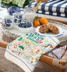 Hilton Head Dish Towel - catstudio