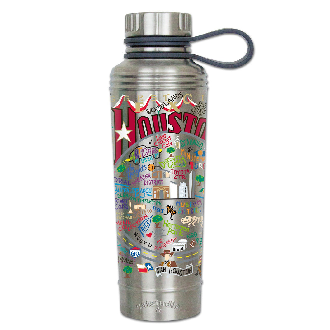 Houston Thermal Bottle - catstudio
