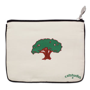Houston Zip Pouch - Natural - catstudio