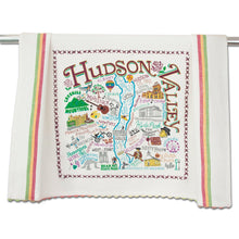 Load image into Gallery viewer, Hudson Valley Dish Towel - catstudio