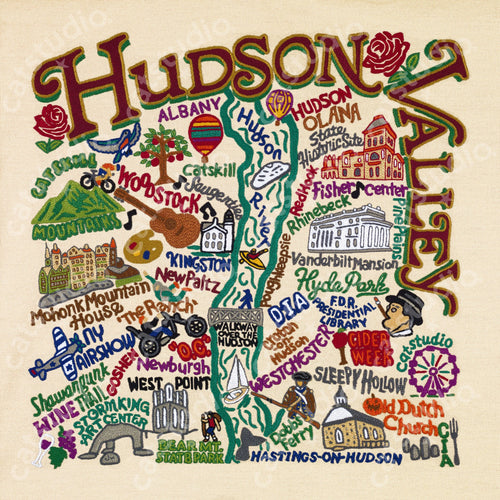 Hudson Valley Fine Art Print - catstudio