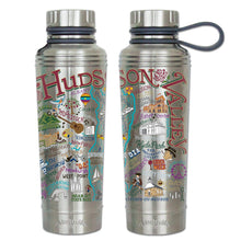 Load image into Gallery viewer, Hudson Valley Thermal Bottle - catstudio