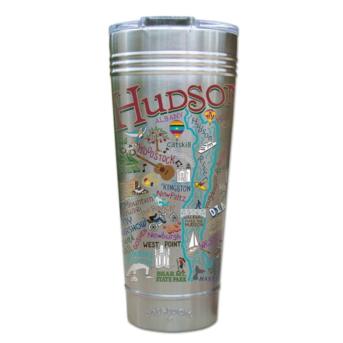 Hudson Valley Thermal Tumbler (Set of 4) - PREORDER Thermal Tumbler catstudio