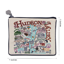 Load image into Gallery viewer, Hudson Valley Zip Pouch - Coming Soon! Pouch catstudio