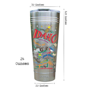 Idaho Thermal Tumbler (Set of 4) - PREORDER Thermal Tumbler catstudio