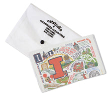 Load image into Gallery viewer, Illinois, University of Collegiate Dish Towel - catstudio