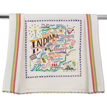 Load image into Gallery viewer, Indiana Dish Towel - catstudio