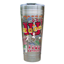 Load image into Gallery viewer, Indiana University Collegiate Thermal Tumbler (Set of 4) - PREORDER Thermal Tumbler catstudio