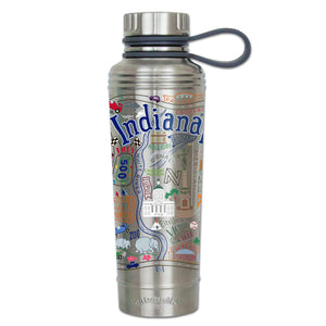 Indianapolis Thermal Bottle - catstudio