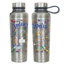Load image into Gallery viewer, Indianapolis Thermal Bottle - catstudio