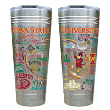 Load image into Gallery viewer, Iowa State University Collegiate Thermal Tumbler (Set of 4) - PREORDER Thermal Tumbler catstudio