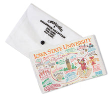 Load image into Gallery viewer, Iowa State University Collegiate Dish Towel - catstudio