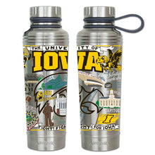 Load image into Gallery viewer, Iowa, University of Collegiate Thermal Bottle - catstudio