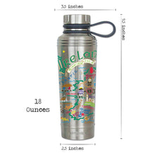 Load image into Gallery viewer, Ireland Thermal Bottle - catstudio