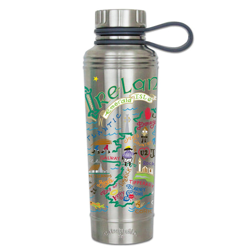 Ireland Thermal Bottle - catstudio