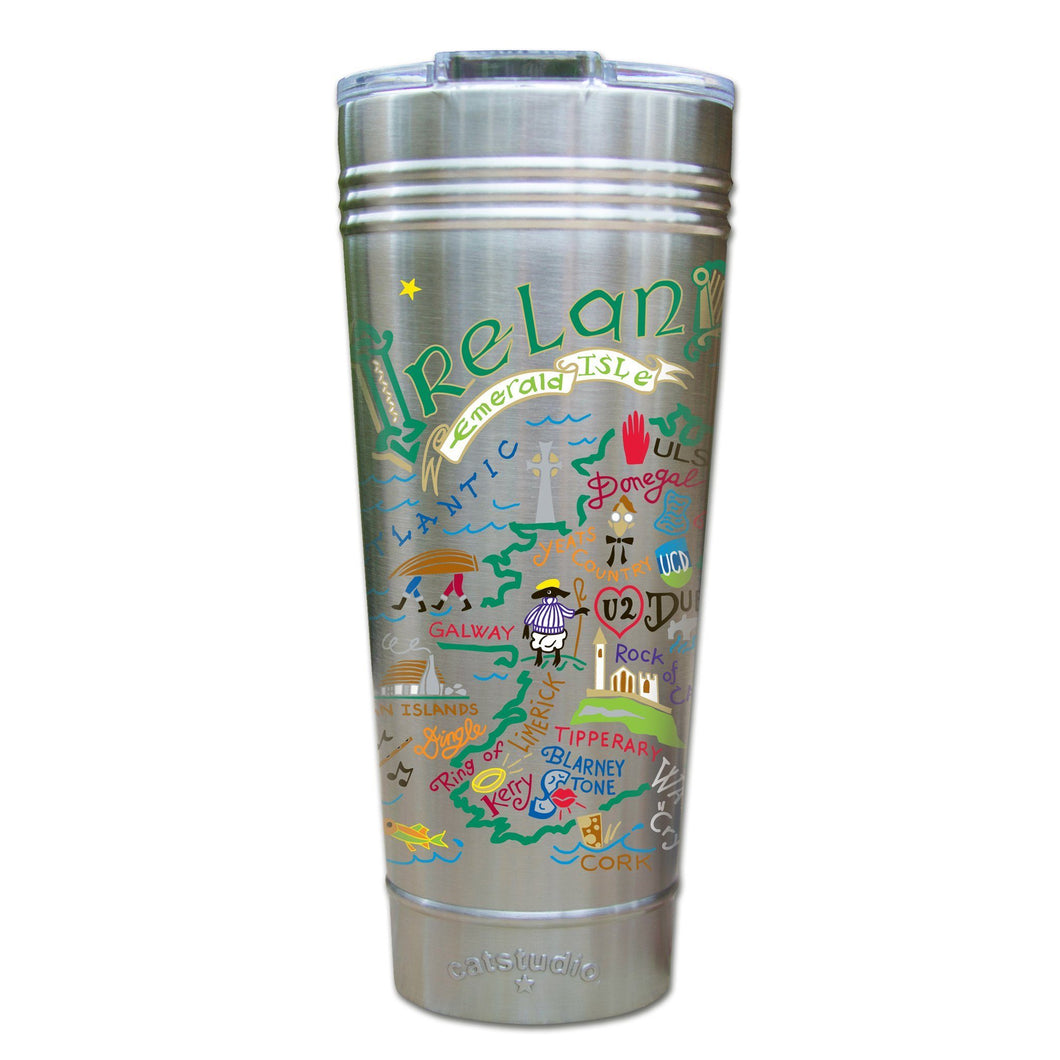 Ireland Thermal Tumbler (Set of 4) - PREORDER Thermal Tumbler catstudio