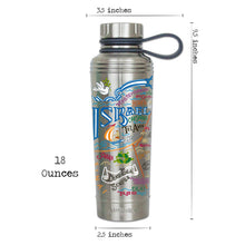 Load image into Gallery viewer, Israel Thermal Bottle - catstudio