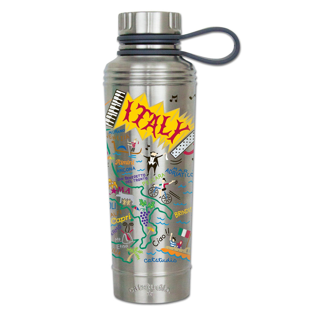 Italy Thermal Bottle - catstudio